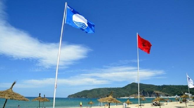 Pavillon Bleu : 21 plages obtiennent le label