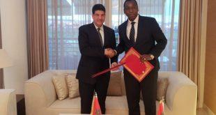 MASEN : Un accord bilatéral supplémentaire en Afrique