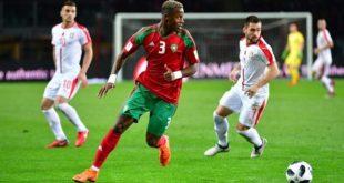 Mondial 2018 : Victoire du Maroc en amical face à l'Estonie