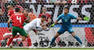 Mondial-2018 : le Portugal bat le Maroc grâce à un but