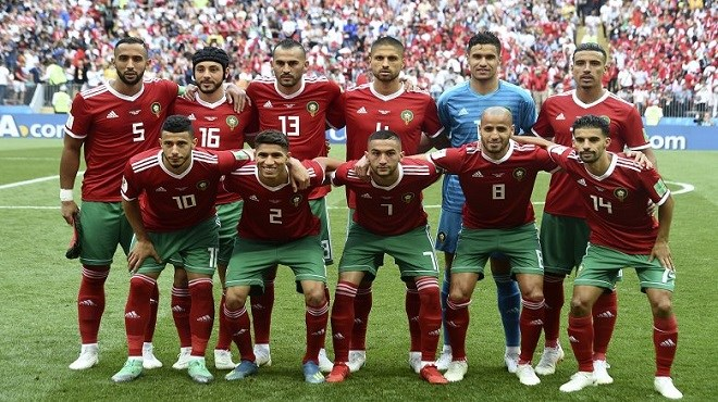 Mondial-2018 : Défaite du Maroc face au Portugal (0-1)