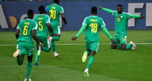 Mondial-2018 : Le Sénégal bat la Pologne et signe le 1er succès africain du Mondial