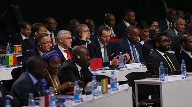 Mondial 2026 : le comité marocain salue la victoire du trio USA-Canada-Mexique