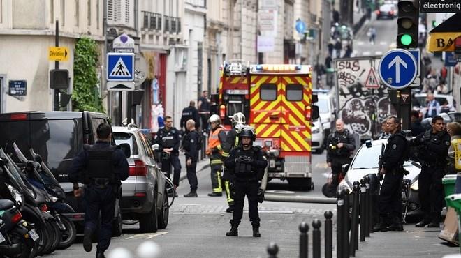 Prise d'otages dans un immeuble à Paris