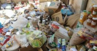 Ramadan : Saisie et destruction de plusieurs tonnes de produits alimentaires