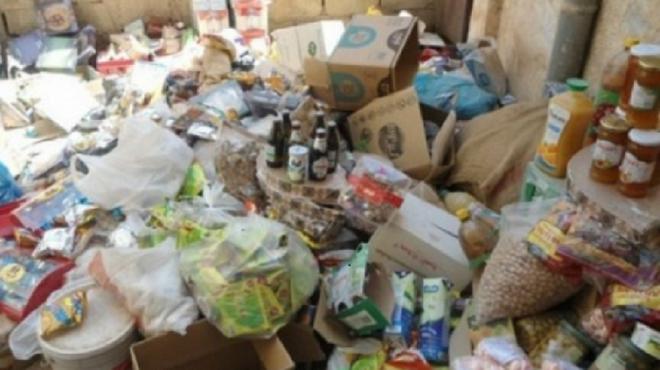 ONSSA : Saisie de plus de 44 tonnes de produits alimentaires impropres à la consommation