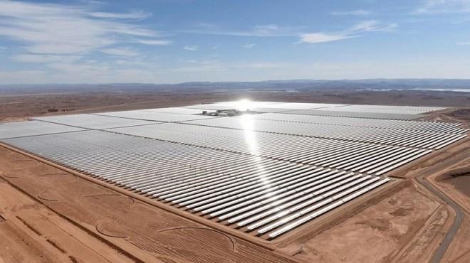SENER : Le récepteur solaire de Noor O III lancé