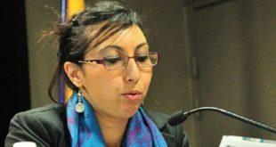Chadia Arab, chargée de recherche au Centre National de la Recherche Scientifique