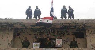 Syrie : Damas sous contrôle