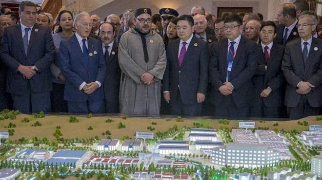 Cité Mohammed VI Tanger Tech : Othman Benjelloun fait taire les rumeurs