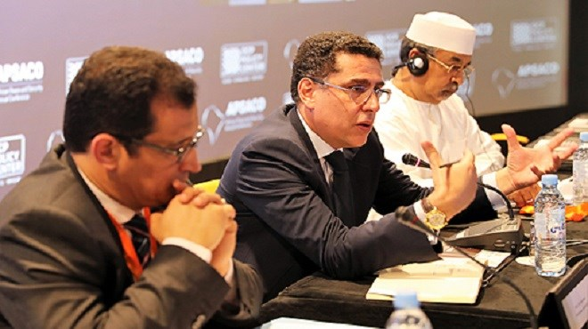 Rabat ouverture des travaux de la 2ème conférence annuelle sur la paix et la sécurité en Afrique