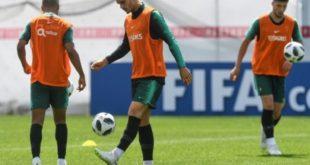 Mondial-2018 : André Silva « pense que le Portugal est plus fort que le Maroc »