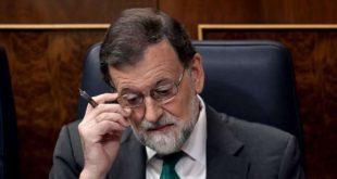 Espagne : Mariano Rajoy renversé et remplacé par Pedro Sanchez