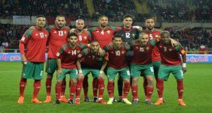 Les lions de l'Atlas reprennent leurs entraînements en prévision du match contre la Slovaquie
