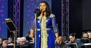 Mawazine : Ahlam Alshamsi chante pour le Maroc (Vidéo)