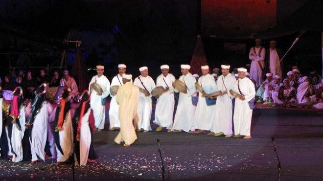 Arts Populaires :  Marrakech a vibré au rythme du folklore national