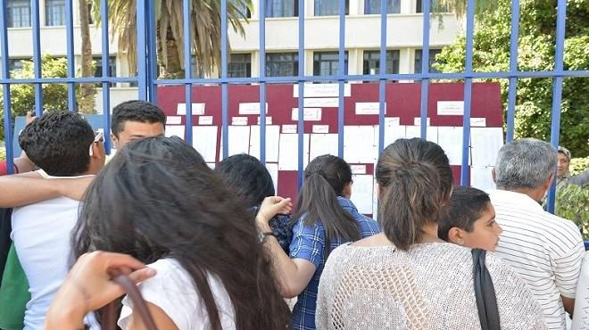 Baccalauréat : 71,91% des candidats admis à la session de rattrapage