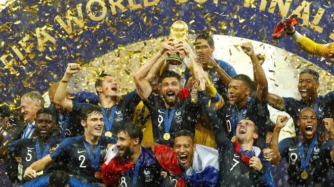 Mondial 2018 : La France championne du monde !