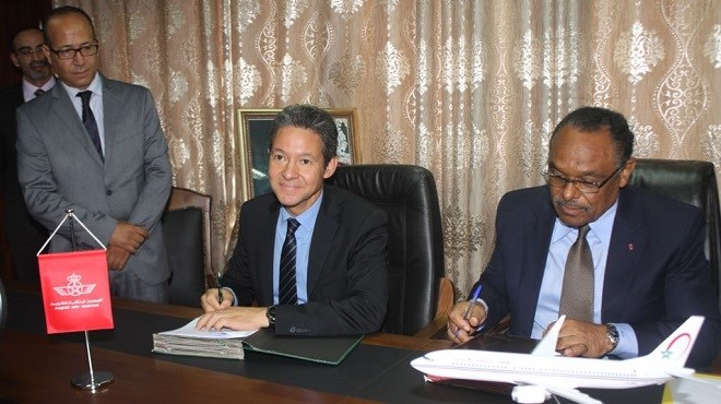 Maroc/Cameroun : RAM transporteur officiel d'«Ecrans Noirs»