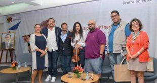 Fondation AWB : Parole aux jeunes artistes marocains