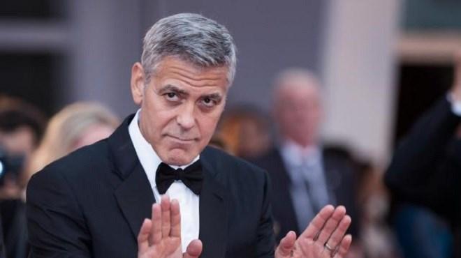 George Clooney hospitalisé : après un accident de scooter en Sardaigne