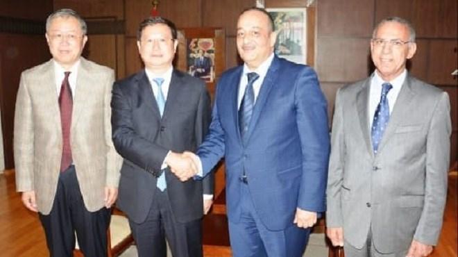 Médias : Le Maroc et la Chine renforcent leur coopération