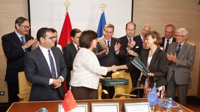 Maroc/UE : Le nouvel accord de pêche paraphé