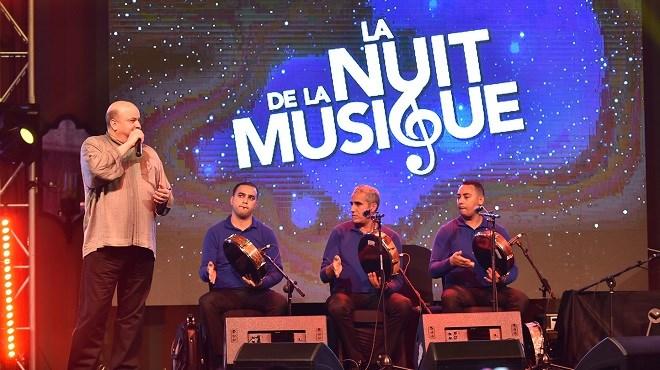 Mazagan Beach Resort : La Musique fêtée en grandes pompes
