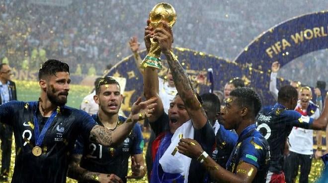 Mondial 2018 : Une 2ème étoile pour les Tricolores