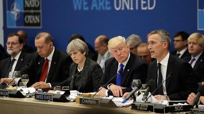 OTAN : Autant en emporte le Trump