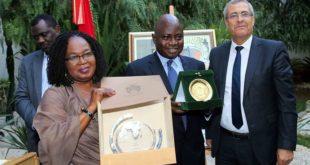 Prix panafricain du service public : Les lauréats de la 3ème édition à l'honneur