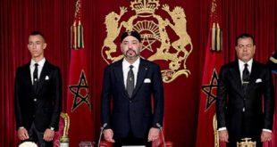 Fête du Trône : les messages forts du discours royal