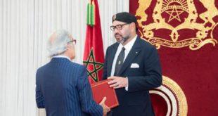 Banque centrale : Abdellatif Jouahri présente au Souverain son rapport annuel