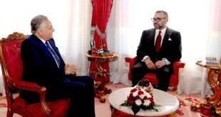 Partis politiques : SM le Roi reçoit les SG du PPS et du PAM