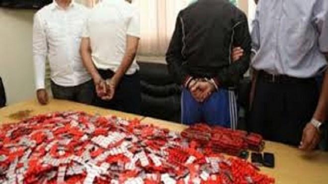 Trafic de drogue à Casablanca : Importante quantité d'ecstasy saisie