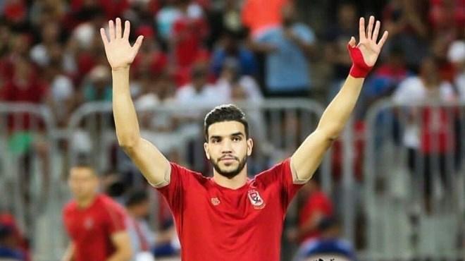 Transfert : Oualid Azarou en Chine