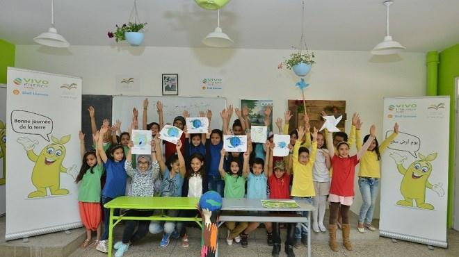 Vivo Energy Maroc : Elargissement du programme d'éducation à l'environnement