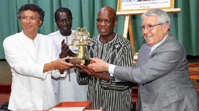 Prix Le Poète Amadou Lamine Sall Distingué à Assilah Le