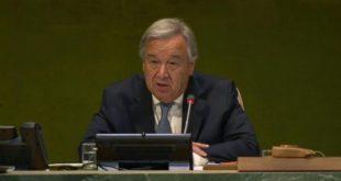 Sahara : les points forts du rapport du SG de l'ONU