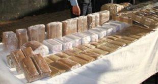Mise en échec d'une tentative de trafic de 135 kg de chira à Tanger-Med