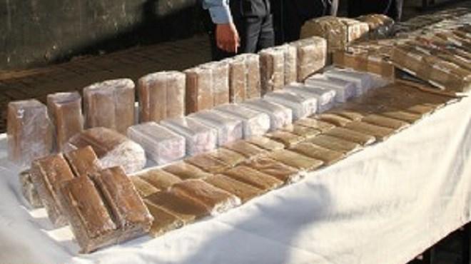 Tanger/Med : Saisie de 2,2 tonnes de chira destiné au trafic international