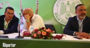 Raja de Casablanca : l'ambiance qui a régné à l'assemblée générale