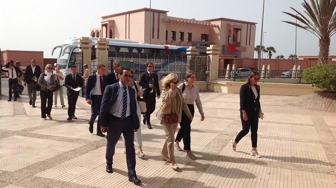 Accord de pêche Maroc-UE : Le Sahara dans la transparence
