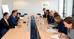 Bruxelles : Akhannouch s'entretient avec le Commissaire européen en charge de l'Agriculture et du Développement rural