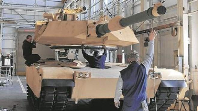 Armement : Des chars Abrams pour le Maroc