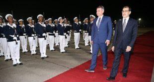 Le président du Conseil des ministres de la Bosnie-Herzégovine au Maroc pour une visite officielle