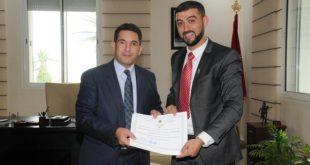 Said Amzazi rend hommage au «super prof du Rif»