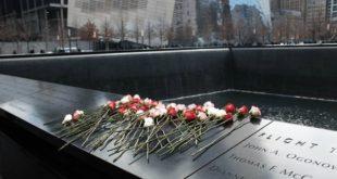 Etats-Unis : Commémoration du 17è anniversaire des attentats du 11 septembre