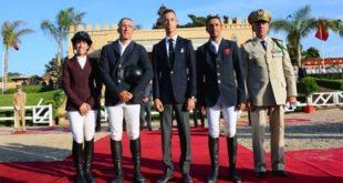 Le Prince Héritier Moulay El Hassan préside la cérémonie de remise du Grand Prix SM le Roi Mohammed VI du Saut d'obstacles