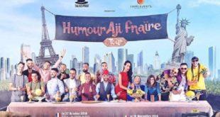 Vidéo. Humouraji et Fnaire en tournée internationale